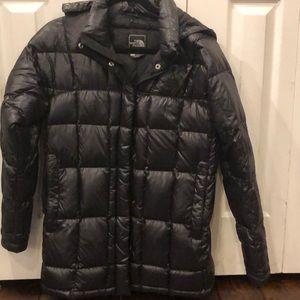 The NorthFace long down coat